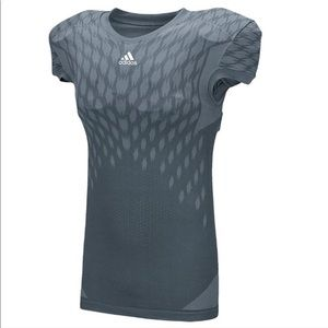 Adidas Mens Techfit Primeknit Football Jersey